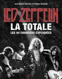 Un bouquin de 600 pages consacré à Led Zeppelin