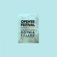 Open'er  Festival 3-6 juli 2019 - Evaluation