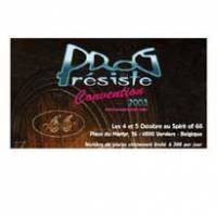 Convention Prog-résiste 2003 : Plackband + Galahad + High Wheel + Magenta