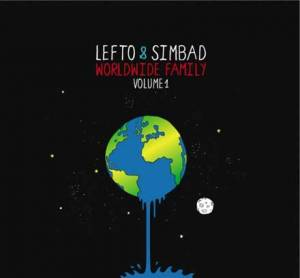Lefto & Simbad : Worlwide Family Volume 1