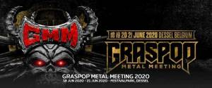 Judas Priest et Iron Maiden au Graspop en 2020 !