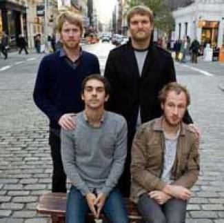 Des Clash aux Cold War Kids